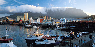 Cape Town and Luxury Wilderness Safari